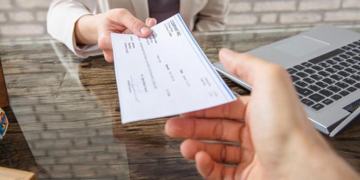 éviter chèque sans provision