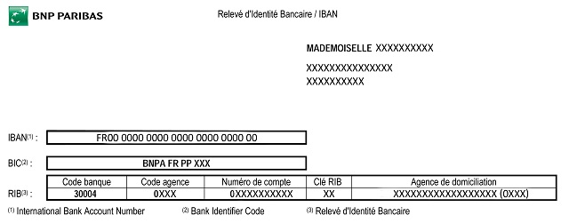 comment trouver son relevé d'identité bancaire