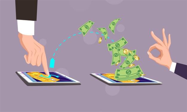 transfert d'argent SEPA