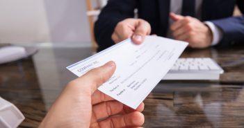 comment obtenir un chèque de banque
