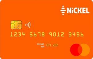 carte bancaire nickel